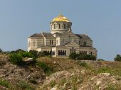 St. Vladimir's Cathedral in Chersonesos