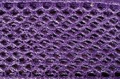 Purple Crochetwork