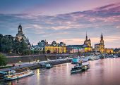 stock photo of neoclassical  - Dresden - JPG