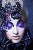 picture of evil queen  - Dark queen - JPG
