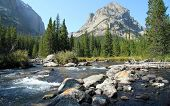 Scenic Rocky Mountain Stream