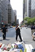 NYPD offers final warning to activists