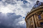 Radcliffe camera, detail