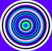 blur circles
