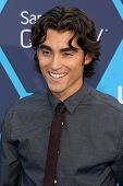 LOS ANGELES - JUL 27:  Blake Michael at the 2014 Young Hollywood Awards  at the Wiltern Theater on J