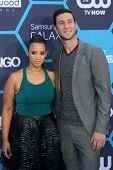 LOS ANGELES - JUL 27:  Dascha Polanco, Pablo Schreiber at the 2014 Young Hollywood Awards  at the Wi