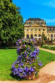 Castle Garden in Fulda, Germany