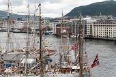 Tall Ships Races Bergen Norway 2008