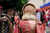Ducal Festival Of Pastrana