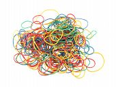 Colourful Rubber Bands
