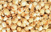 Caramel Sweet Pop Corn
