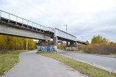 Small Railway Bridge