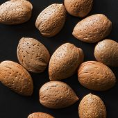 Whole Almonds In Shell