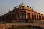 picture of mughal  - Delhi India - JPG