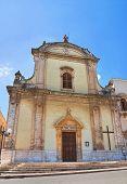 Church of St. Francesco. Fasano. Puglia. Italy.