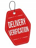 Delivery Verification  Label Or Price Tag