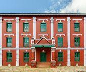 Tansen Durbar in Palpa district, Nepal