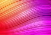 Multicolor Background, Like Abstract Color Sunshine