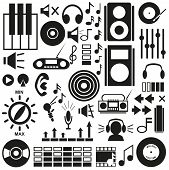 Icons Music, Sound