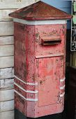 Traditional Thailand Post Box