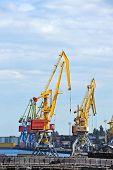 Cargo crane