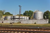 Oil Depot