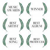 Music Awards Winners 1