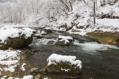 Winter River Scenic