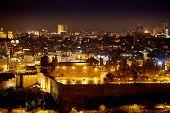 pic of aqsa  - Al Aqsa mosque in Jerusalem at Night - JPG
