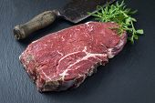 picture of wagyu  - Bottom Round Steak - JPG