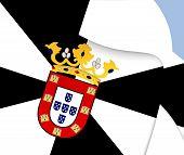 image of ceuta  - 3D Flag of Ceuta - JPG
