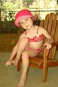Children- Summer Time Cutie poster