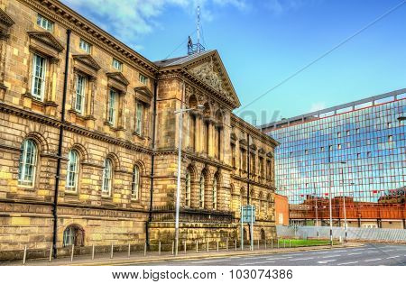The Customs House In Belfast