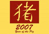 Year Of The Pig 2007