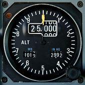 Aricraft Altimeter