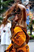 Madagascan Dancer