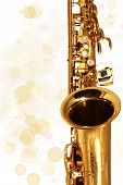 Golden Sax. Music. Holiday