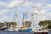 Sail Amsterdam 2010 - The Sail-in Parade