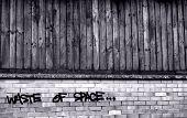 Ironic English Graffiti