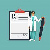 prescription poster
