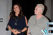 LOS ANGELES - MAY 17:  Heather Tom, Susan Flannery at the Bold & Beautiful Celebration of their Emmy