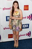 LOS ANGELES - APR 10: Ariel Winter arrives at the 22nd annual GLAAD Media Awards at Westin Bonaventure Hotel on April 10, 2011 in Los Angeles, CA.