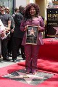 LOS ANGELES - MAY 19:  Chaka Kahn at the Chaka Kahn Hollywood Walk of Fame Star Ceremony at Hollywood Blvd on May 19, 2011 in Los Angeles, CA.