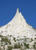 Cathedral Peak, Yosemite National Park.