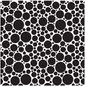 Seamless blob pattern