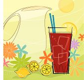 Retro Summer Refreshment
