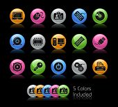 Computer & Devices Icons// Gelcolor Series