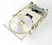 Cd Unit With Disk