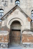 The Door Of Church