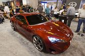 Scion Fr-s Concept Car